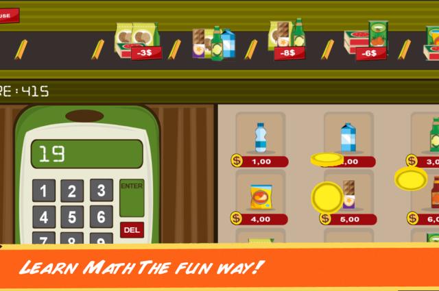 Clever Me: Math 'n Shop